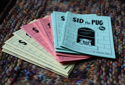 Sid the Pug Mini Comic